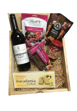 Connoisseurs Red Gift Set