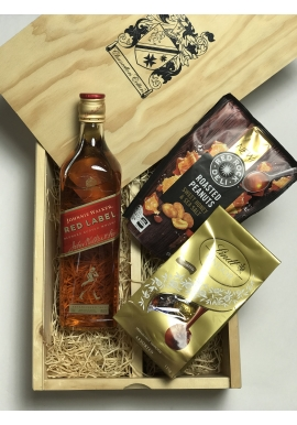 Scotch Whisky Red Label Gift Set