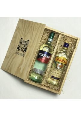 Dry Martini Gift Set