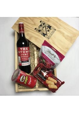 Festive Red Gift Set
