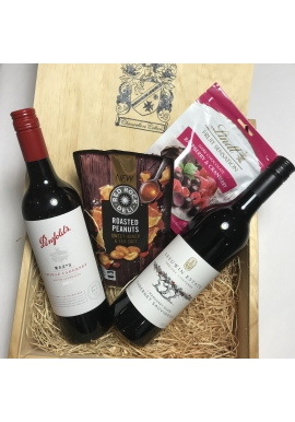 Corporate Double Red Gift Set