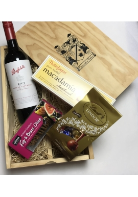 Corporate Gift Set Red
