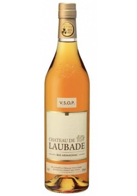 Chateau De Laubade De Laubade Bas Armagnac VSOP 6 Year Old 700ml Armagnac Region France