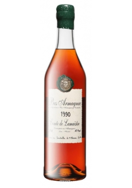 Comte De Lamestre, Lamaestre 1990 Bas Armagnac 700ml Armagnac Region France