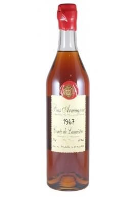 Comte De Lamestre Armagnac Com De Lam 1967 700ml Armagnac Region France