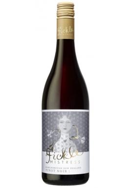Fickle Mistress Pinot Noir 750ml x 6 Marlborough Region New Zealand