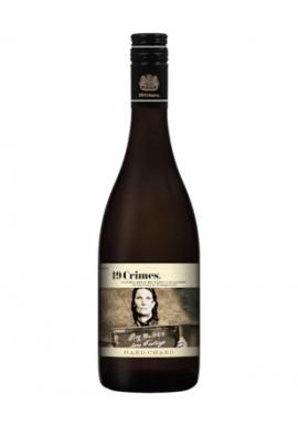 19 Crimes Hard Chardonnay 750ml x 6 Eastern Region Australia
