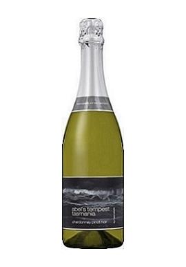 Abel's Tempest Sparkling Chardonnay Pinot Noir NV 750ml x 6 Regional Tasmania